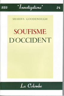 Soufisme d'Occident - Murshida Sharifa Lucy Goodenough